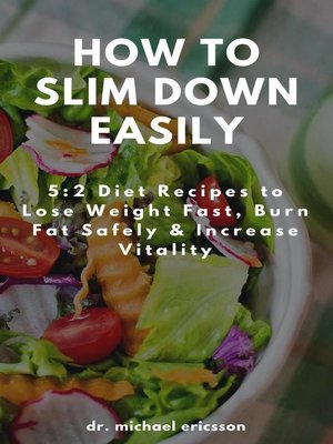 cover image of How to Slim Down Easily