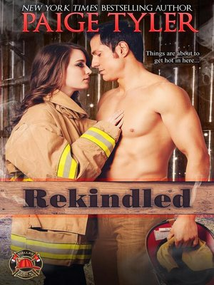 cover image of Rekindled