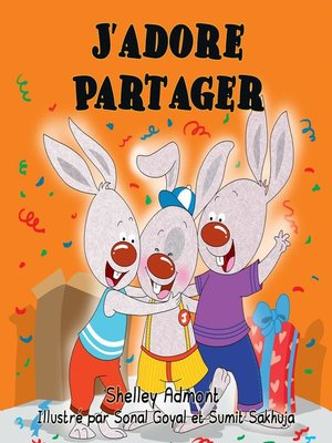 cover image of J'adore Partager