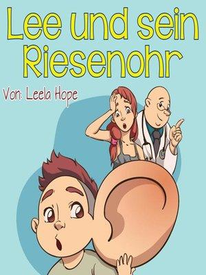 cover image of Lee und sein Riesenohr