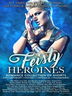 cover image of Feisty Heroines Romance Collection of Shorts