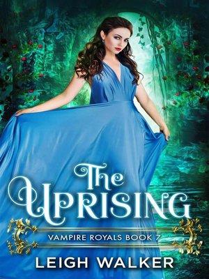 cover image of Vampire Royals 7