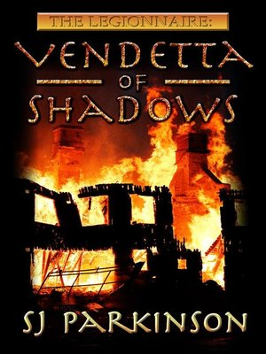 cover image of Vendetta of Shadows