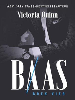 cover image of Baas Boek vier