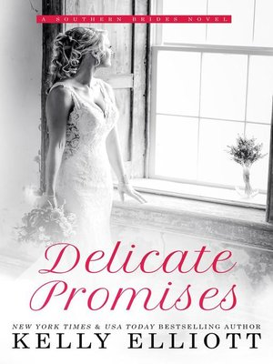 cover image of Delicate Promises