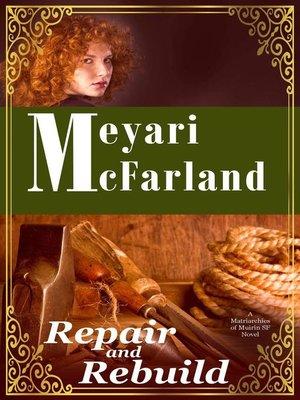 cover image of Repair and Rebuild