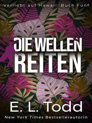 cover image of Die Wellen reiten