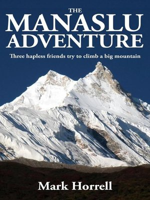 cover image of The Manaslu Adventure