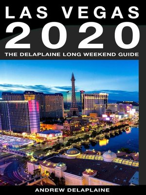 cover image of Las Vegas--The Delaplaine 2020 Long Weekend Guide