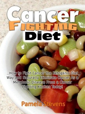 cover image of Cancer Fighting Diet