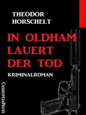 cover image of In Oldham lauert der Tod