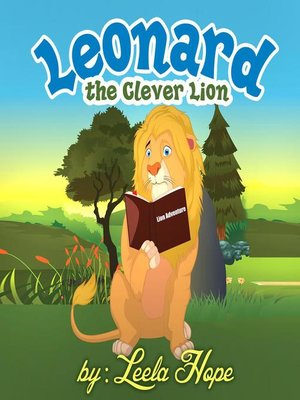 cover image of Leonard the Clever Lion