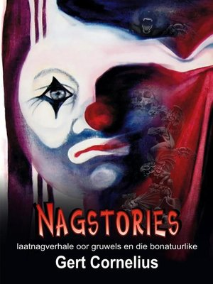 cover image of Nagstories