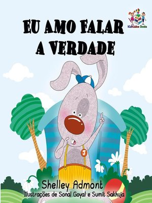cover image of Eu Amo Falar a Verdade