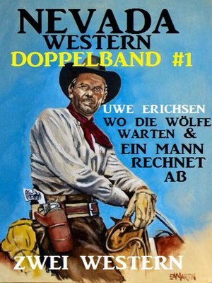 cover image of Nevada Western Doppelband #1
