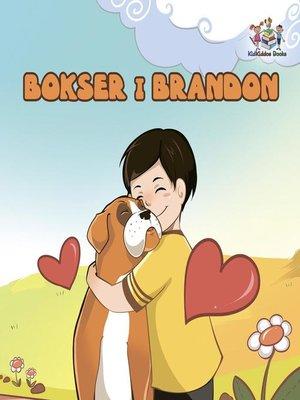 cover image of Bokser i Brandon