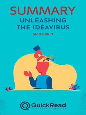 "cover image of Summary of ""Unleashing the Ideavirus"" by Seth Godin"