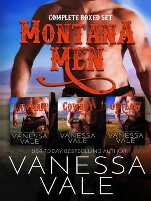 cover image of Montana Men--Complete Boxed Set