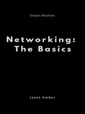 cover image of Networking