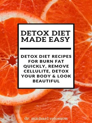cover image of Detox Diet Made Easy