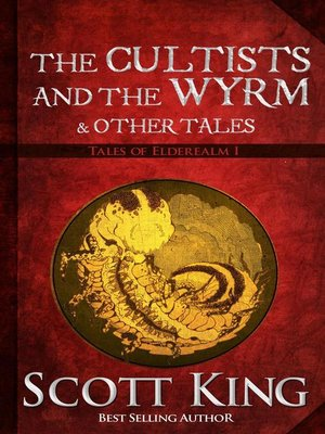 cover image of The Cultist and the Wyrm