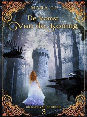 cover image of De komst van de koning