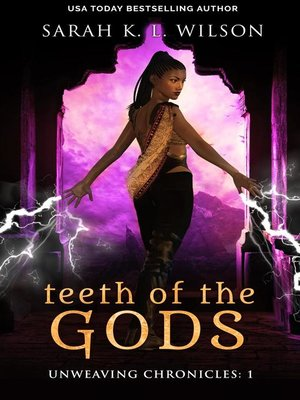 cover image of Teeth of the Gods
