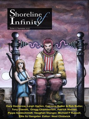 cover image of Shoreline of Infinity 9