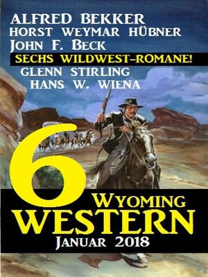 cover image of 6 Wyoming Western Januar 2018