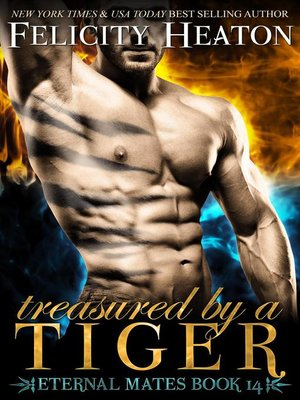 cover image of Treasured by a Tiger