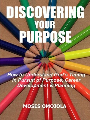 cover image of Discovering Your Purpose