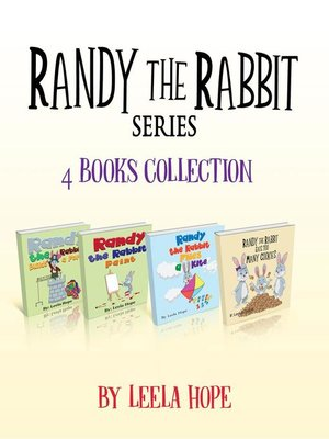cover image of Randy the Rabbit Series Four-Book Collection