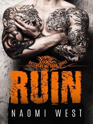 cover image of Ruin (Book 3)