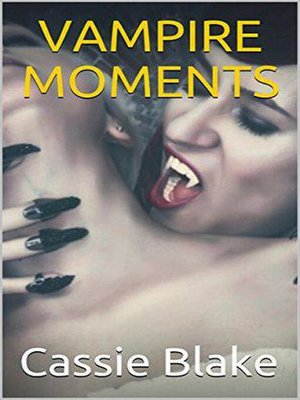 cover image of Vampire Moments