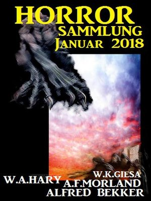 cover image of Horror-Sammlung Januar 2018