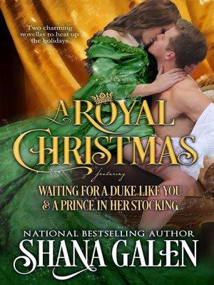 cover image of A Royal Christmas