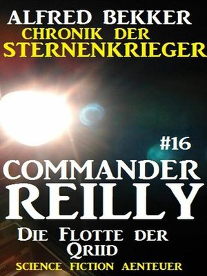 cover image of Commander Reilly #16