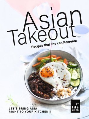 cover image of Asian Takeout You can Make at Home