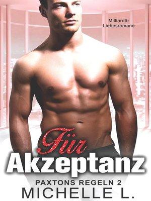 cover image of Für Akzeptanz