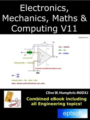 cover image of Electronics, Mechanics, Maths and Computing V11