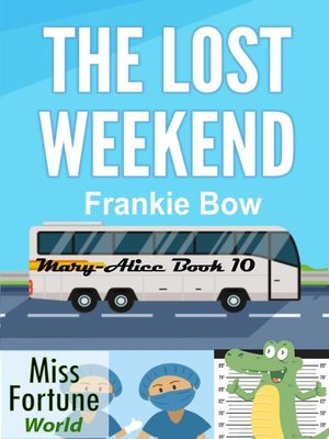 cover image of The Lost Weekend