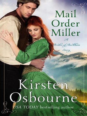 cover image of Mail Order Miller