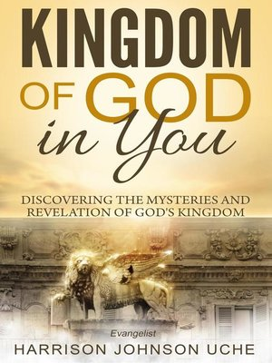 cover image of Kingdom of God In You