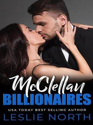 cover image of McClellan Billionaires