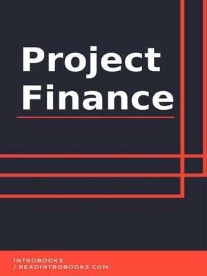 cover image of Project Finance
