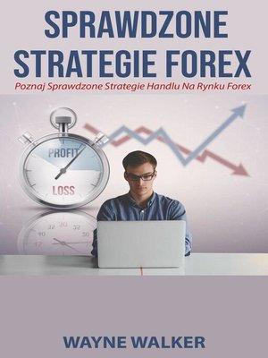 cover image of Sprawdzone Strategie Forex