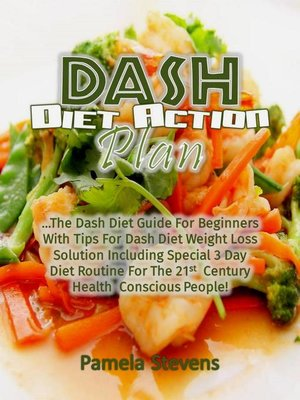 cover image of Dash Diet Action Plan