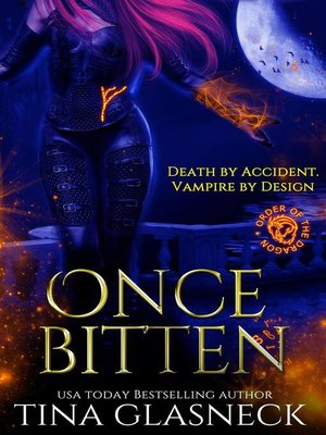 cover image of Once Bitten