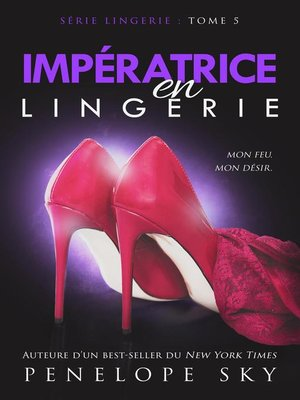 cover image of Impératrice en Lingerie