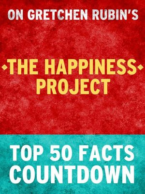 cover image of The Happiness Project